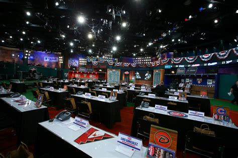 MLB Mock Draft 2015: Version 3.0   The 3rd Man In   The ...