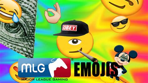 MLG Emojis   YouTube