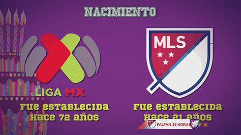 MLS vs Liga MX - Univision