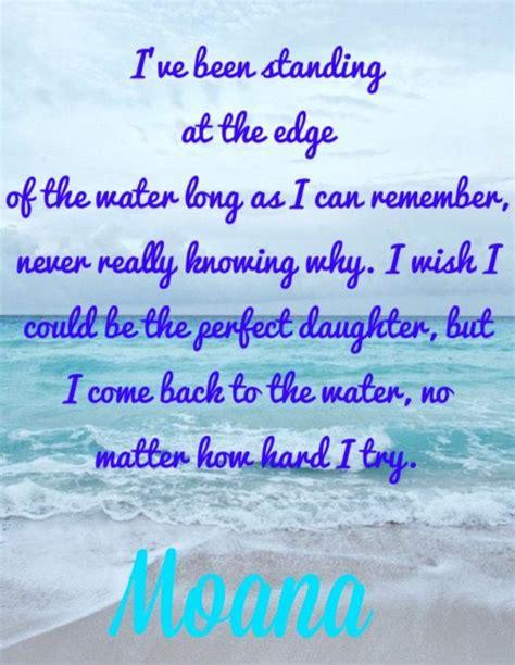 Moana How Far I'll Go Lyrics | Quotes/Lyrics | Pinterest ...
