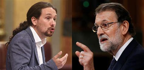Moción de censura contra Mariano Rajoy