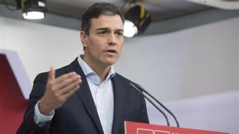 Moción de censura del PSOE contra Rajoy