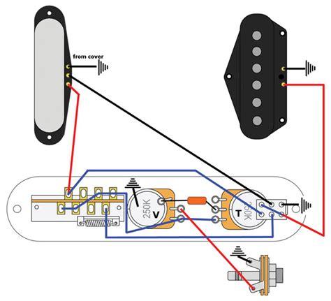 Mod Garage: Telecaster Series Wiring | Premier Guitar