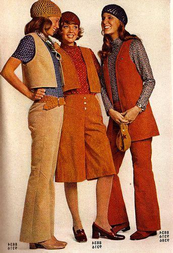 Moda años 70 | Café Versátil