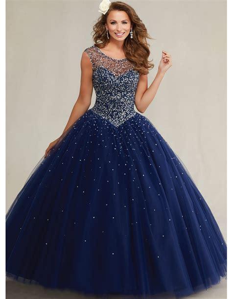 Moda de 15 años » Vestidos AzulesXvAños2016 9