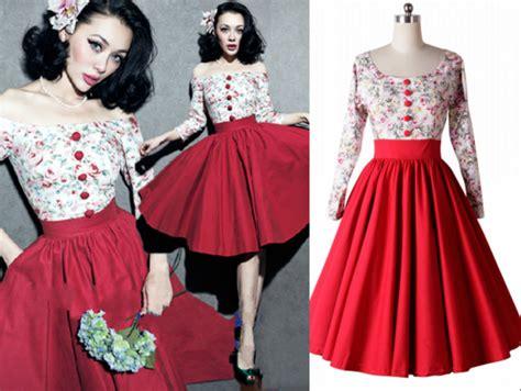 Moda De Los Años 60 Para Mujeres Vestidos