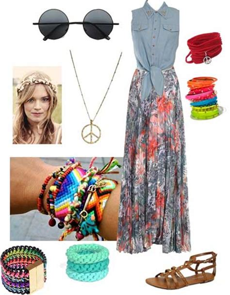 Moda Hippie Feminina  Fotos, Looks, Dicas, Imagens