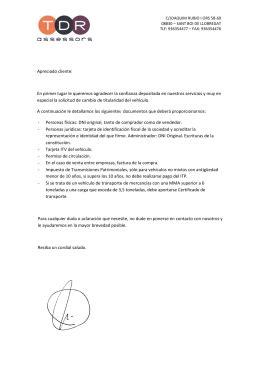 Modelo de autorización   Sede electrónica de la DGT