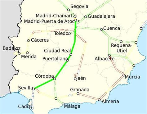 Modelo de la carrocería: Madrid sevilla ave