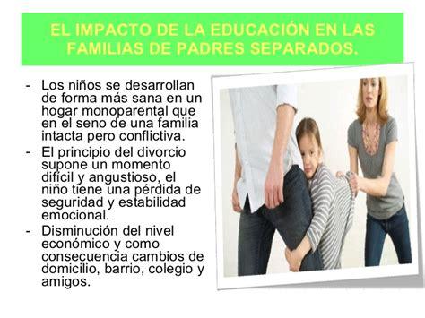 Modelos actuales de familia y su impacto en (1)