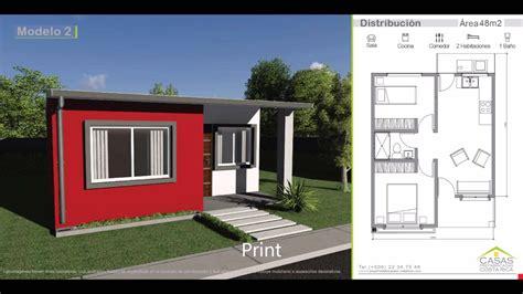 Modelos de casas Prefabricadas en Costa Rica - YouTube