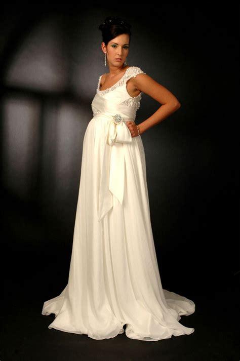Modelos de Vestidos de novia para Mujeres Embarazadas