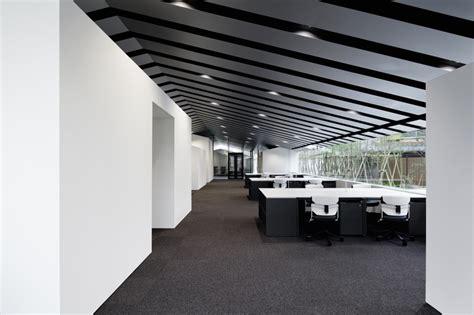 Moderna oficina en Japón