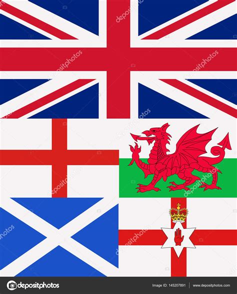 Modest United Kingdom Flag Picture Vector Round Icon Stock ...