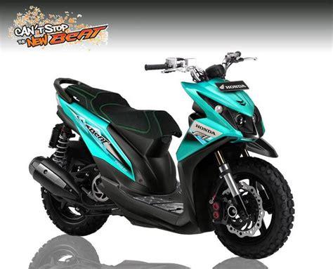 Modifikasi Motor Honda beat | Modifikasi Motor Terbaru ...