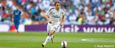 Modric jugó con gripe en el Camp Nou | Tribuna Madridista