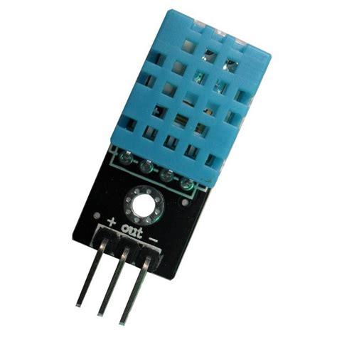 Módulo DHT11 Sensor de Temperatura Y Humedad para Arduino