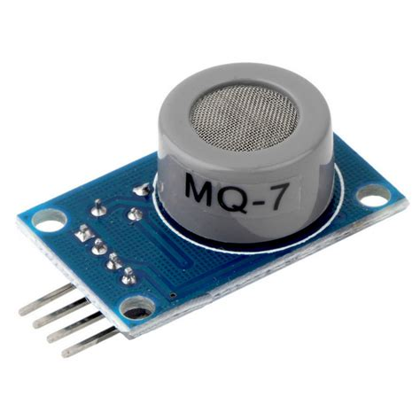 Módulo MQ 7 Detector de CO2 Compatible con Arduino ...