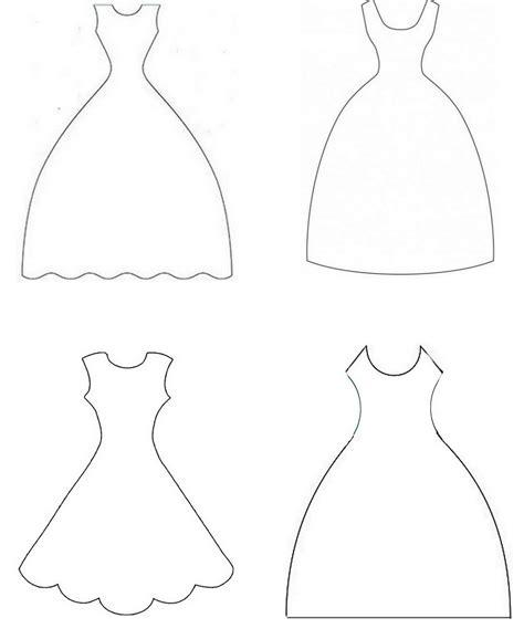 Molde de Dibujo de Vestido de Novia. | Oh My Bodas!