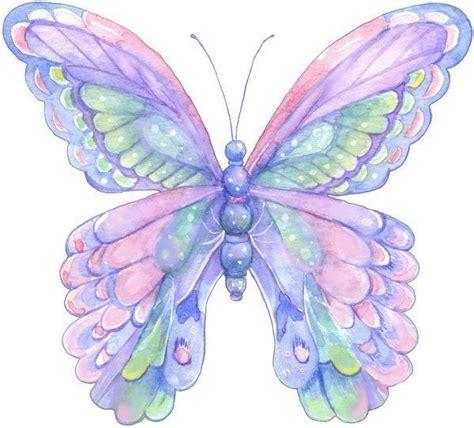 Moldes de bonitas Mariposas para pintar ~ lodijoella