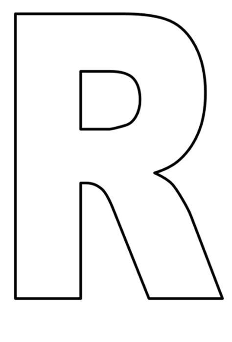 Moldes de Letras Grandes para imprimir | Pinterest ...