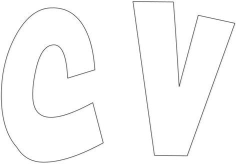 moldes de letras para imprimir - Nocturnar | letras ...