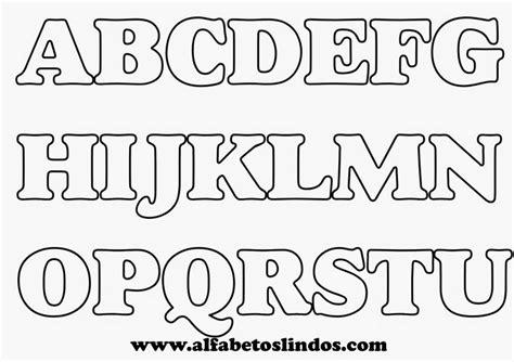 Moldes de letras para murais e painéis de sala de aula em ...