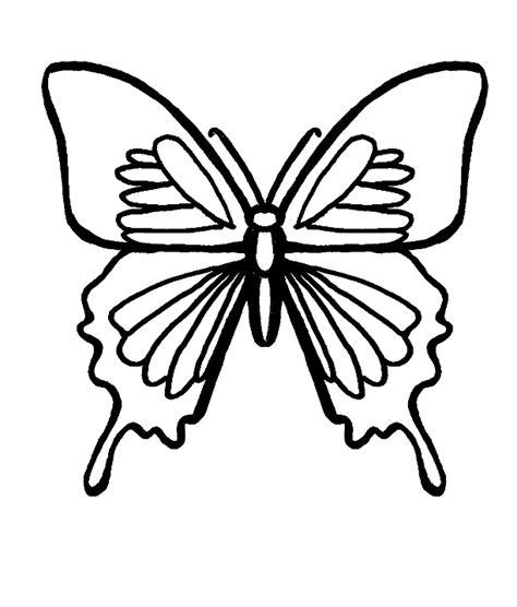 Moldes de mariposas para recortar - Imagui