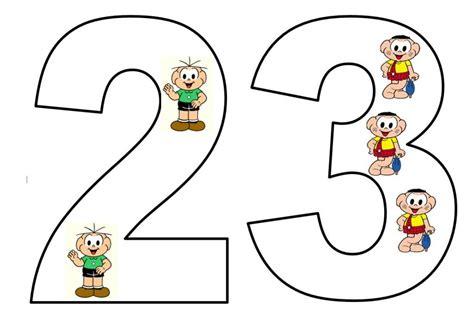 Moldes de números GRANDES para imprimir e alfabetizar | Ta ...