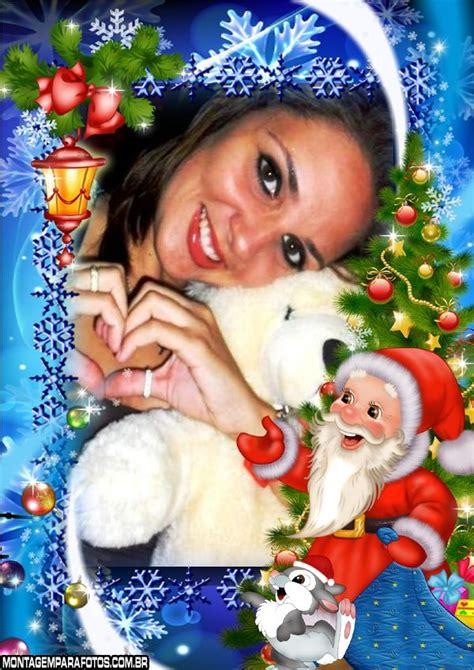 Moldura Noite de Natal | Montagem para Fotos