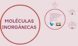 MOLÉCULAS INORGÁNICAS by Gabriela Milagros Higa Meneses on ...