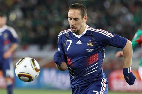 Molesto Ribery por castigo desigual - Futbol ...