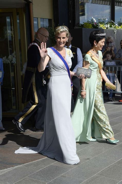 Molly on Twitter:  Countess of Wessex at Swedish Royal ...