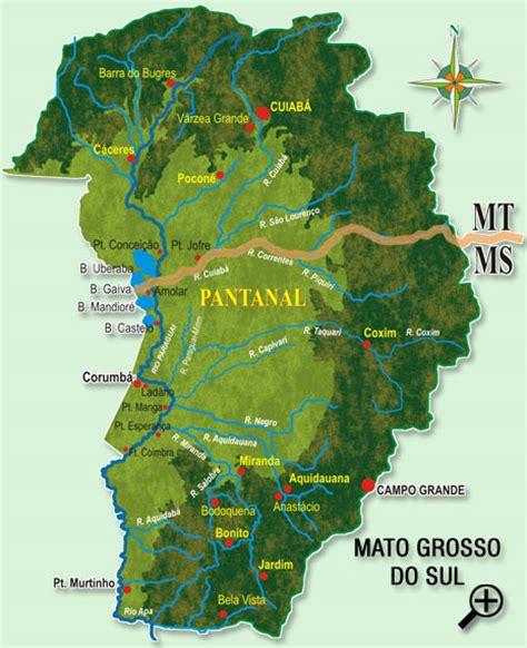 MOMENTOS DE REFLEXÃO: PANTANAL: NASCENTES E RIOS AMEAÇADOS