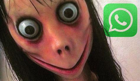 Momo, el espeluznante reto de WhatsApp que se hizo viral