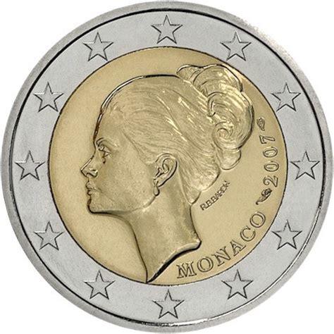Monaco 2 euro 2007 - 25th Anniversary of the Death of ...