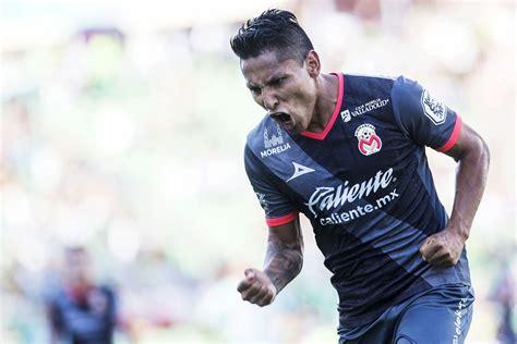 Monarcas adquirió la carta de Raúl Ruidíaz - Futbol Sapiens