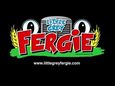 Monday   A Week With Fergie   Little Grey Fergie   Gråtass ...