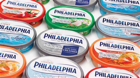 Mondelēz to offload Philadelphia cream cheese brand ...