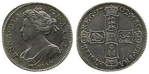 Moneda 1 Shilling Reino de Gran Bretaña (1707-1801) Plata ...