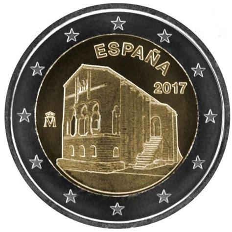moneda conmemorativa 2 euros España 2017 Sta María Naranco ...
