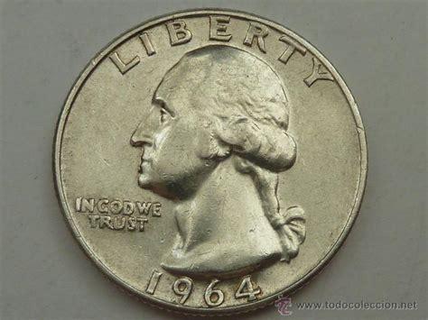 moneda de plata de un cuarto de dolar americano   Comprar ...