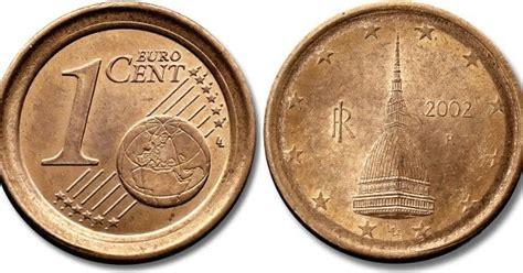 monedas de euro mas buscadas: Italia. Moneda de euro circulada