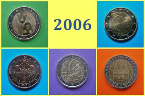 Monedas y Mundo: 2006: Monedas Conmemorativas de 2 Euros
