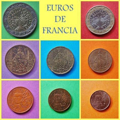 Monedas y Mundo: Euros de Francia