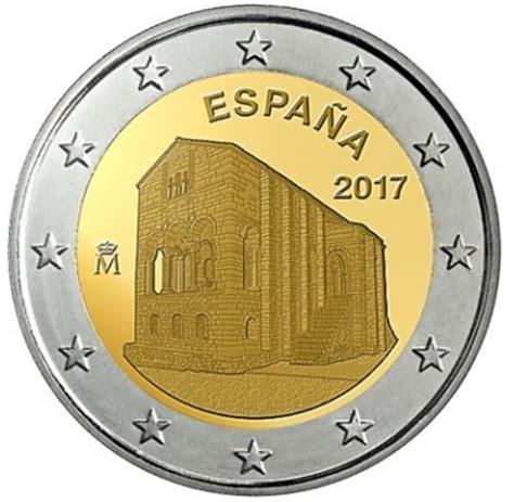 Monedas y Mundo: Monedas de 2 Euros de 2017