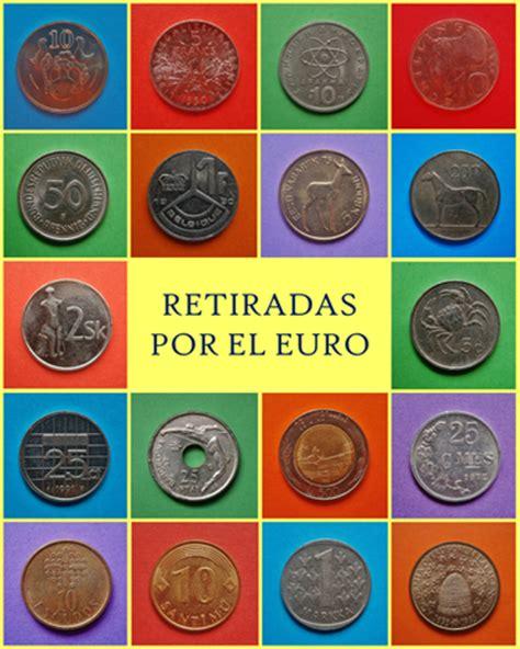 Monedas y Mundo: Monedas Retiradas por el Euro