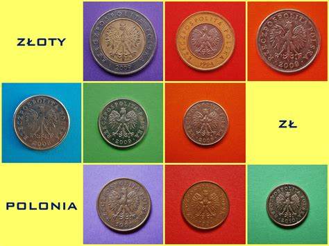 Monedas y Mundo: Zloty   Polonia