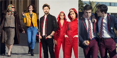 Money Heist: Netflix luce en Roma sus series españolas ...