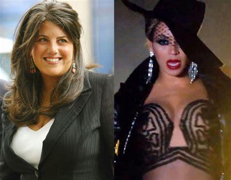 Monica Lewinsky comenta su aparición en  Partition  de ...